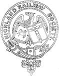Highland Railway Society logo